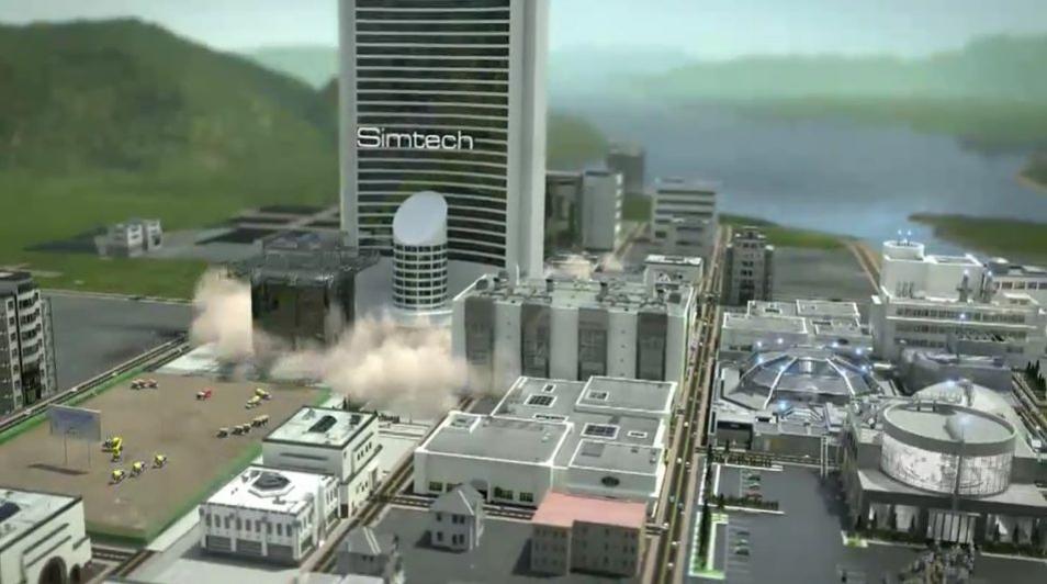 SimCity (2013) - GDC 2012 Announcement Trailer