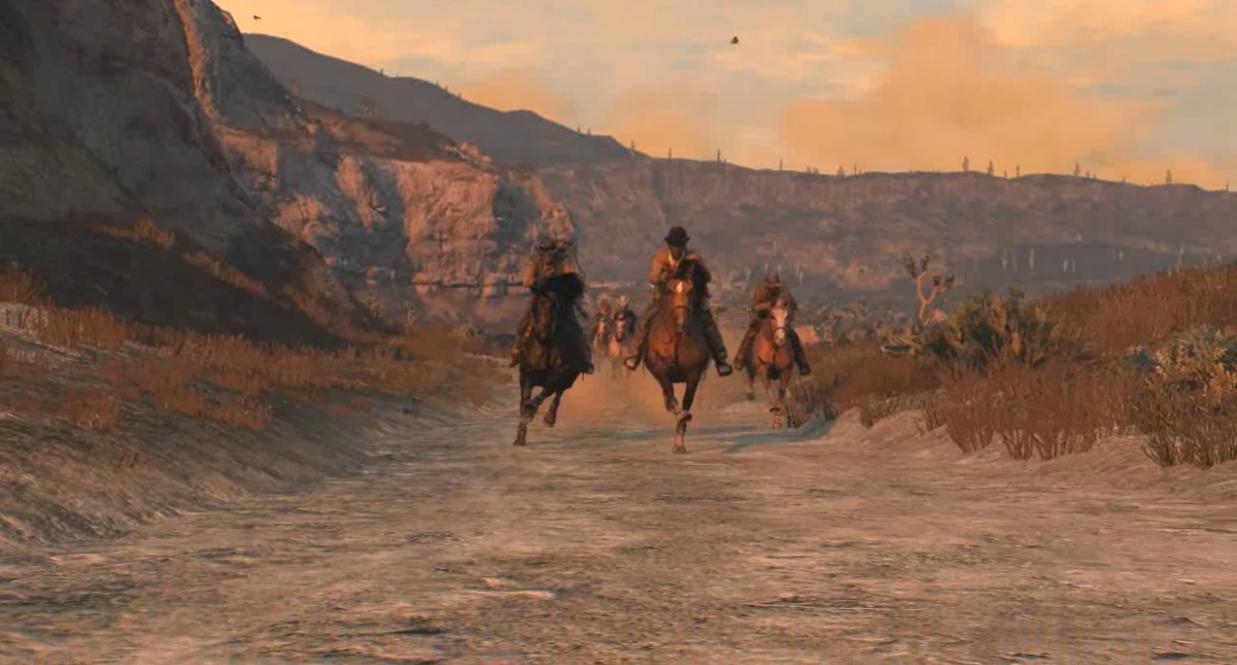 Red Dead Redemption - Launch Trailer