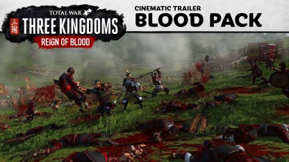 Total War: Three Kingdoms. Трейлер дополнения Reign of Blood
