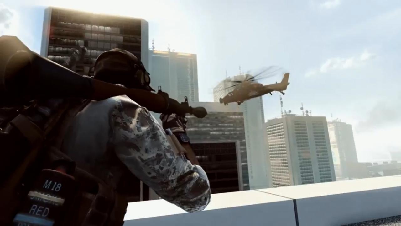Battlefield4 - Сладкая месть