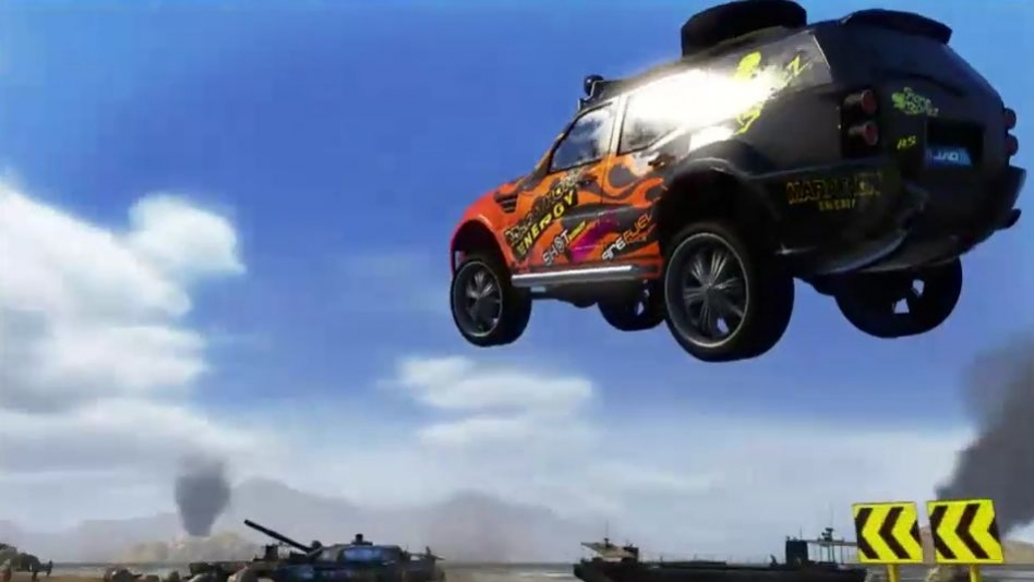 MotorStorm: Apocalypse - Features Trailer