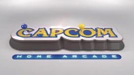 Capcom Home Arcade. Трейлер аркадного мини-автомата