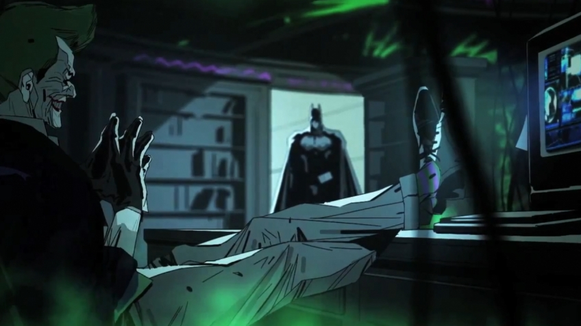 Batman: Arkham Origins - Blackgate - Bosses Trailer
