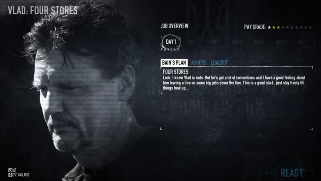 PayDay2 - Crimenet Trailer