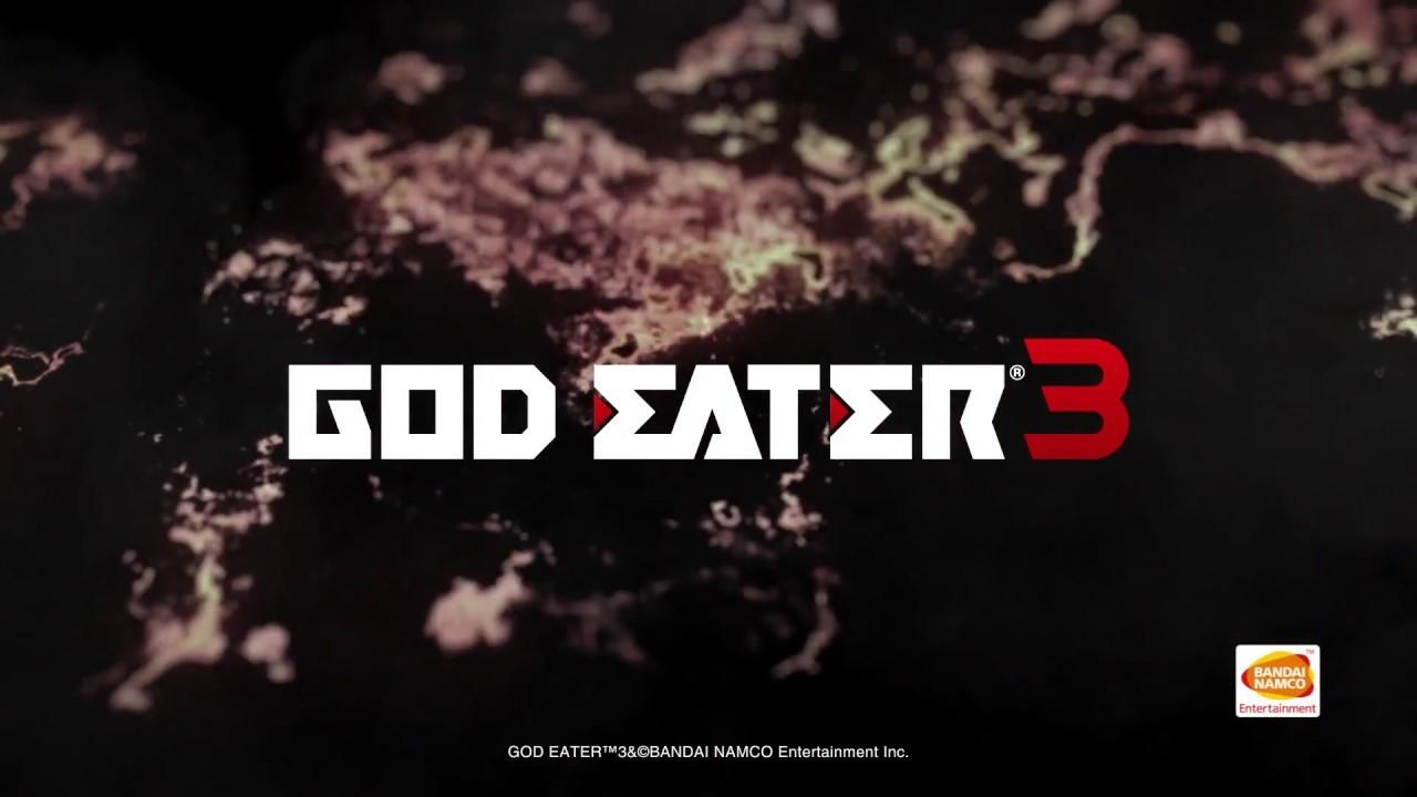 God Eater3. Трейлер