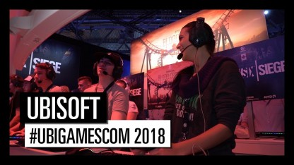 Ubisoft. gamescom 2018 Line-up