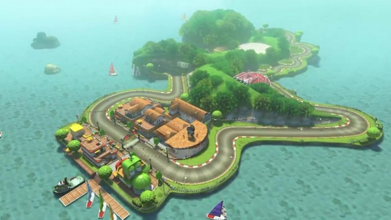 Mario Kart8 - DLC Trailer
