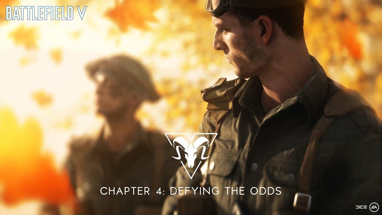 Battlefield V. Трейлер главы 4: «Вопреки всему»