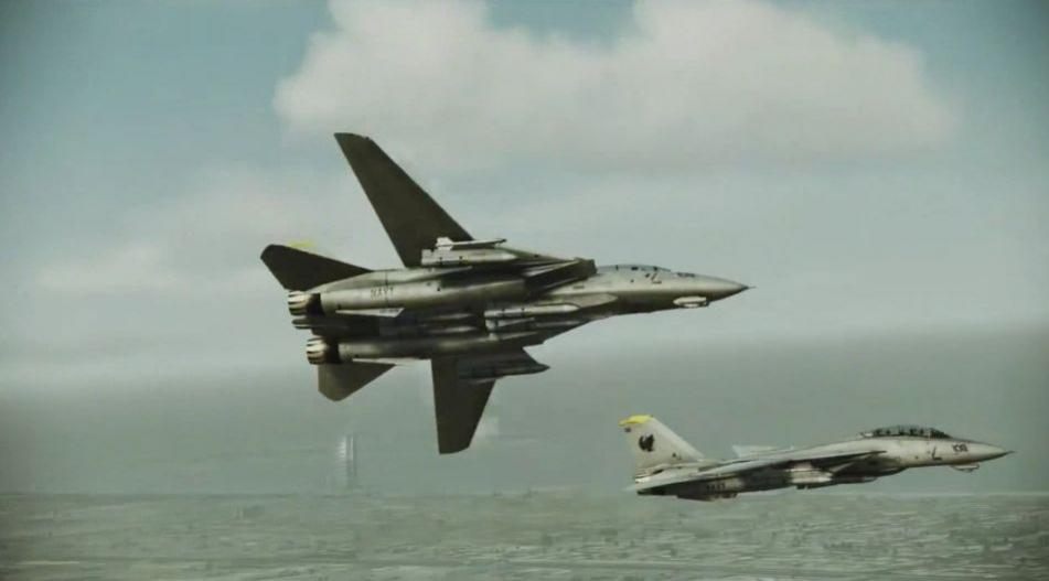 Ace Combat: Assault Horizon - GamesCom 2011 Full Blown Assault Trailer