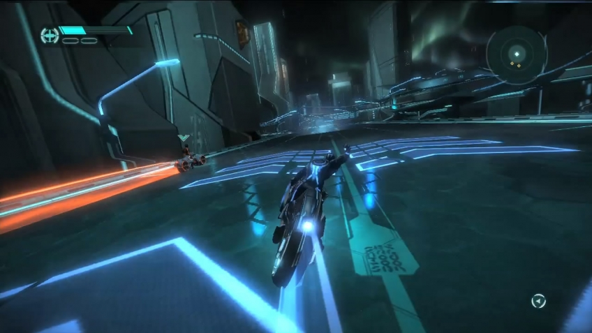 TRON Evolution: The Video Game - PAX 2010 Gameplay Trailer