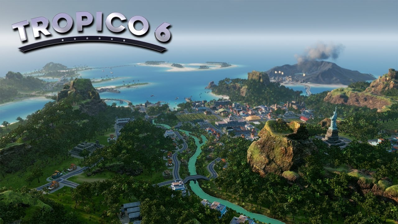 Tropico 6. Gameplay Trailer