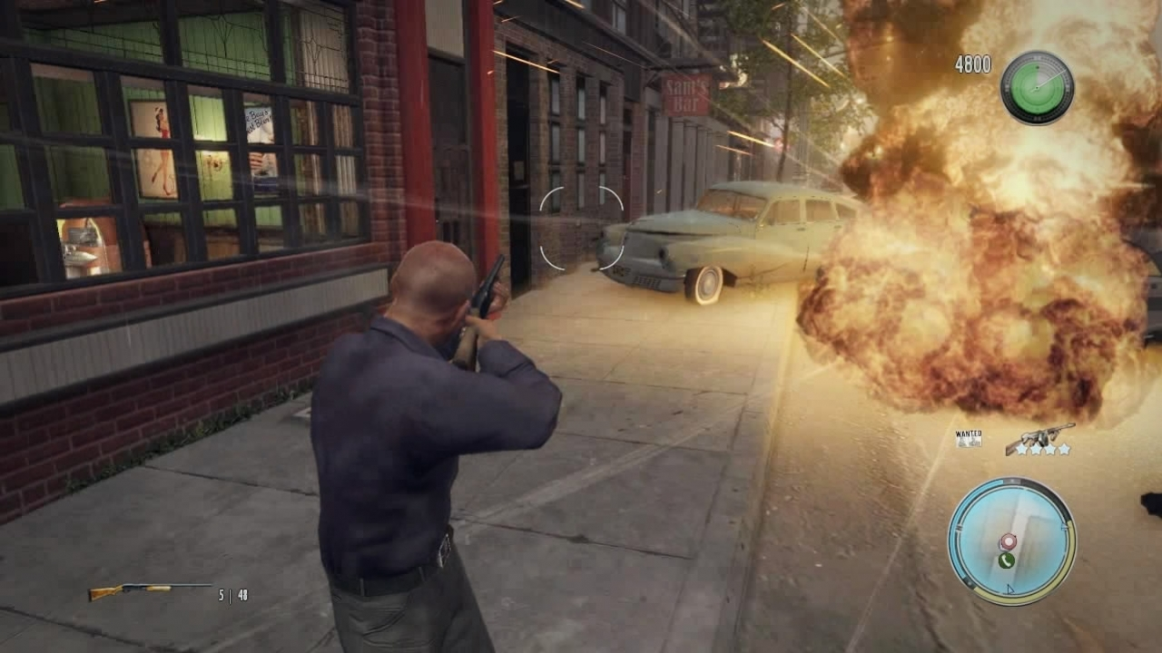 Mafia 2: Jimmy's Vendetta - Gameplay Trailer