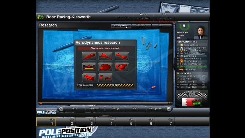 Pole Position 2010 - Trailer1