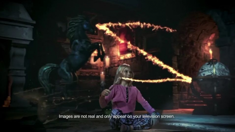 Wonderbook: Book of Spells - TV Trailer