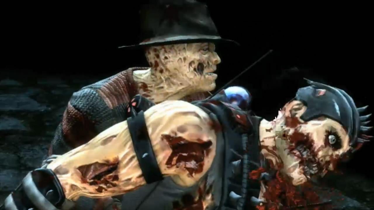 Mortal Kombat (2011) - Freddy Krueger DLC Trailer