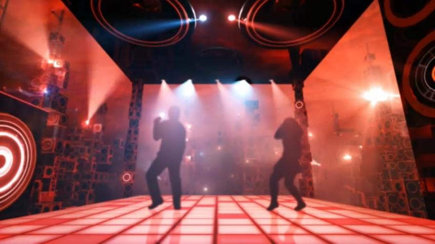 DanceDanceRevolution - GamesCom 2010 PS3 Trailer