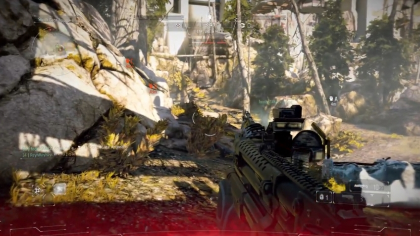 Killzone: Shadow Fall - Multiplayer Gameplay Video