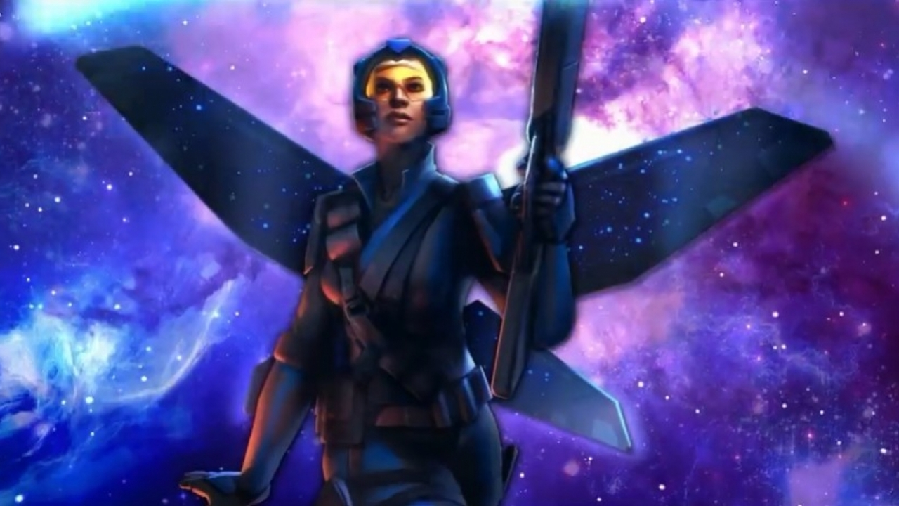 Evolve Stage2 - Quantum Caira Launch Trailer