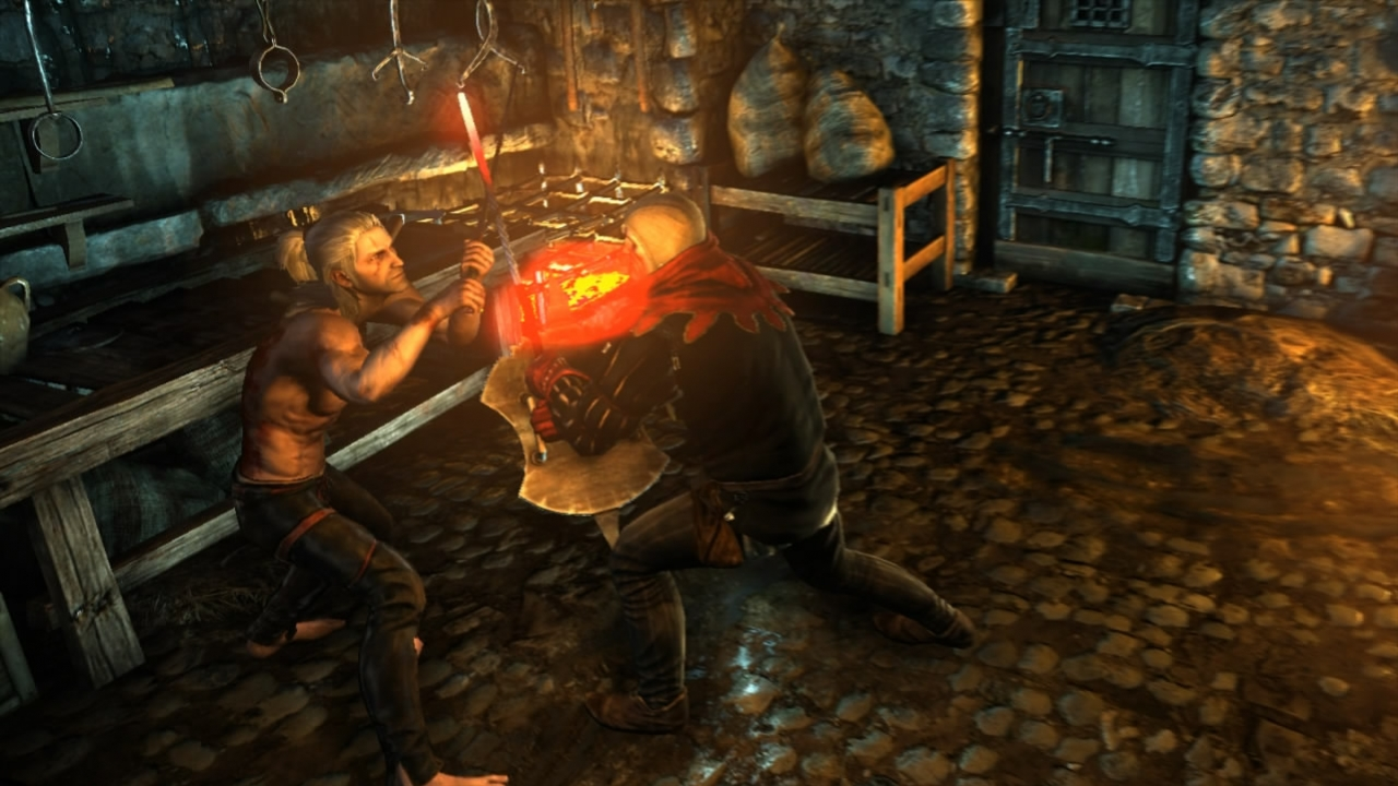 The Witcher 2: Assassins of Kings - Prison Break Gameplay Trailer