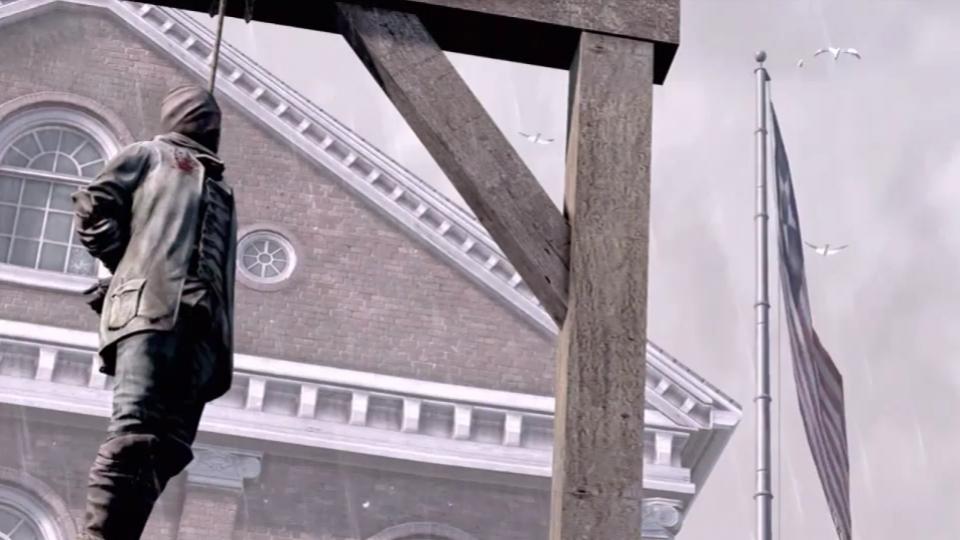 Assassin's Creed3 — The Tyranny of King Washington - Boston Trailer