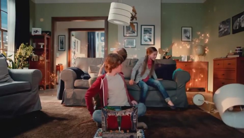 Wonderbook: Book of Spells - Commercial Trailer