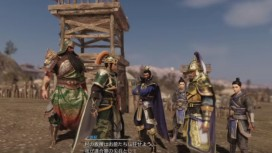 Dynasty Warriors 9. Трейлер с PS4