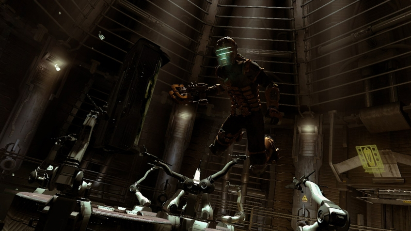 Dead Space 2 - E3 2010 Gameplay Trailer