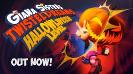 Giana Sisters: Twisted Dreams - Halloween DLC Trailer