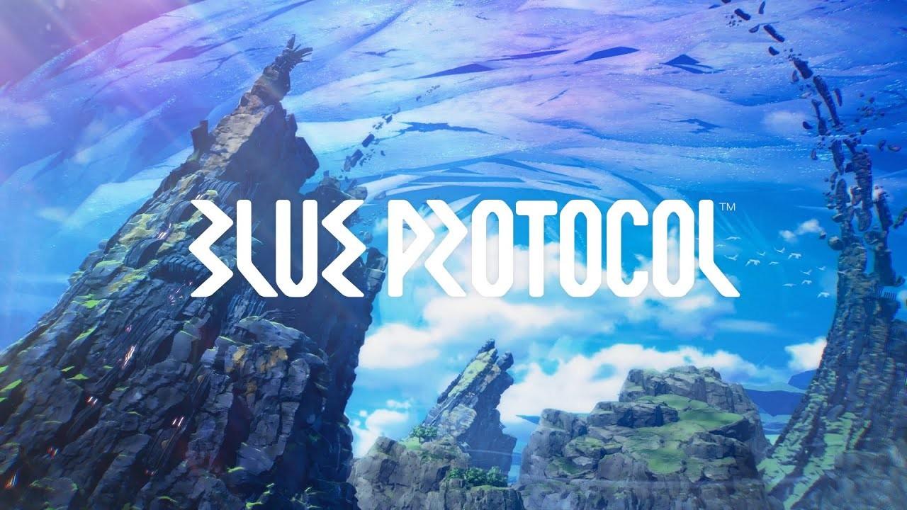 Blue Protocol. Трейлер