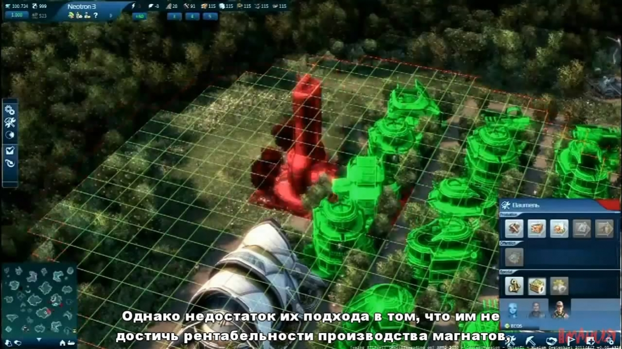 Anno 2070 - Faction Trailer (с русскими субтитрами)