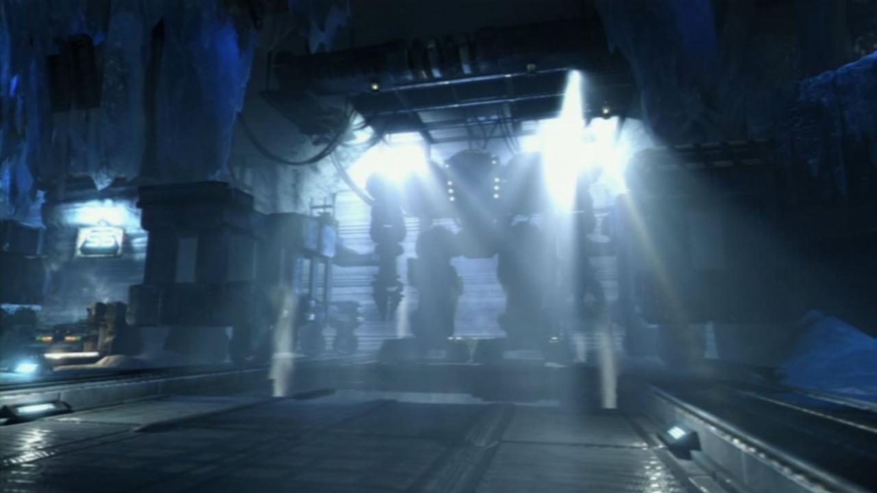 Lost Planet3 - Начало игры