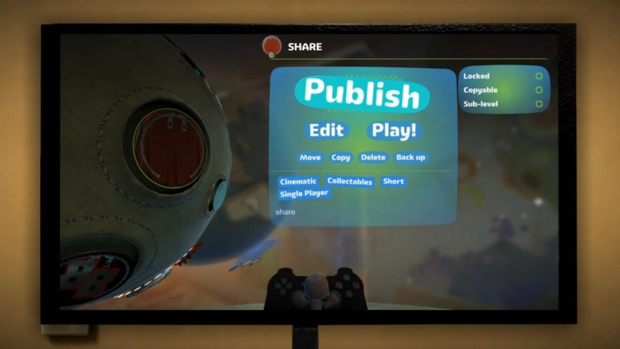 LittleBigPlanet2 - Share Trailer