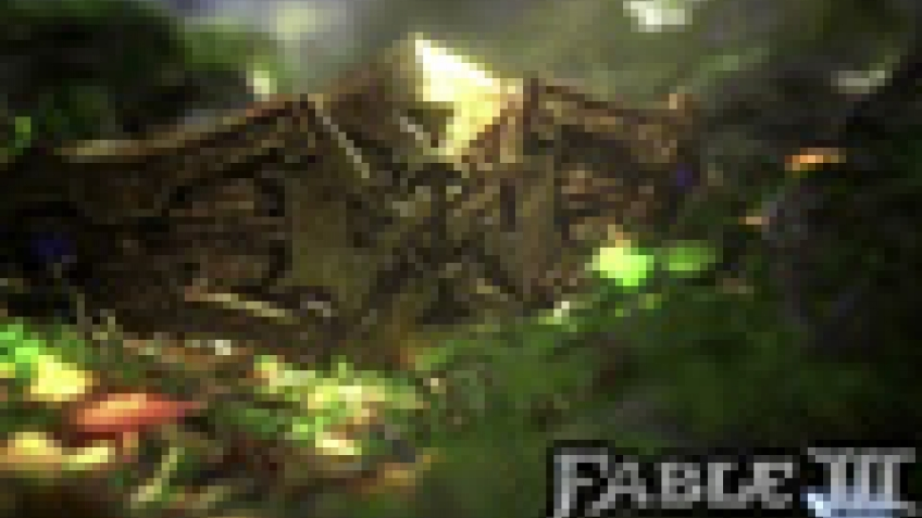Fable3 - GamesCom 2009 Trailer (русская версия от «Видеомании»)