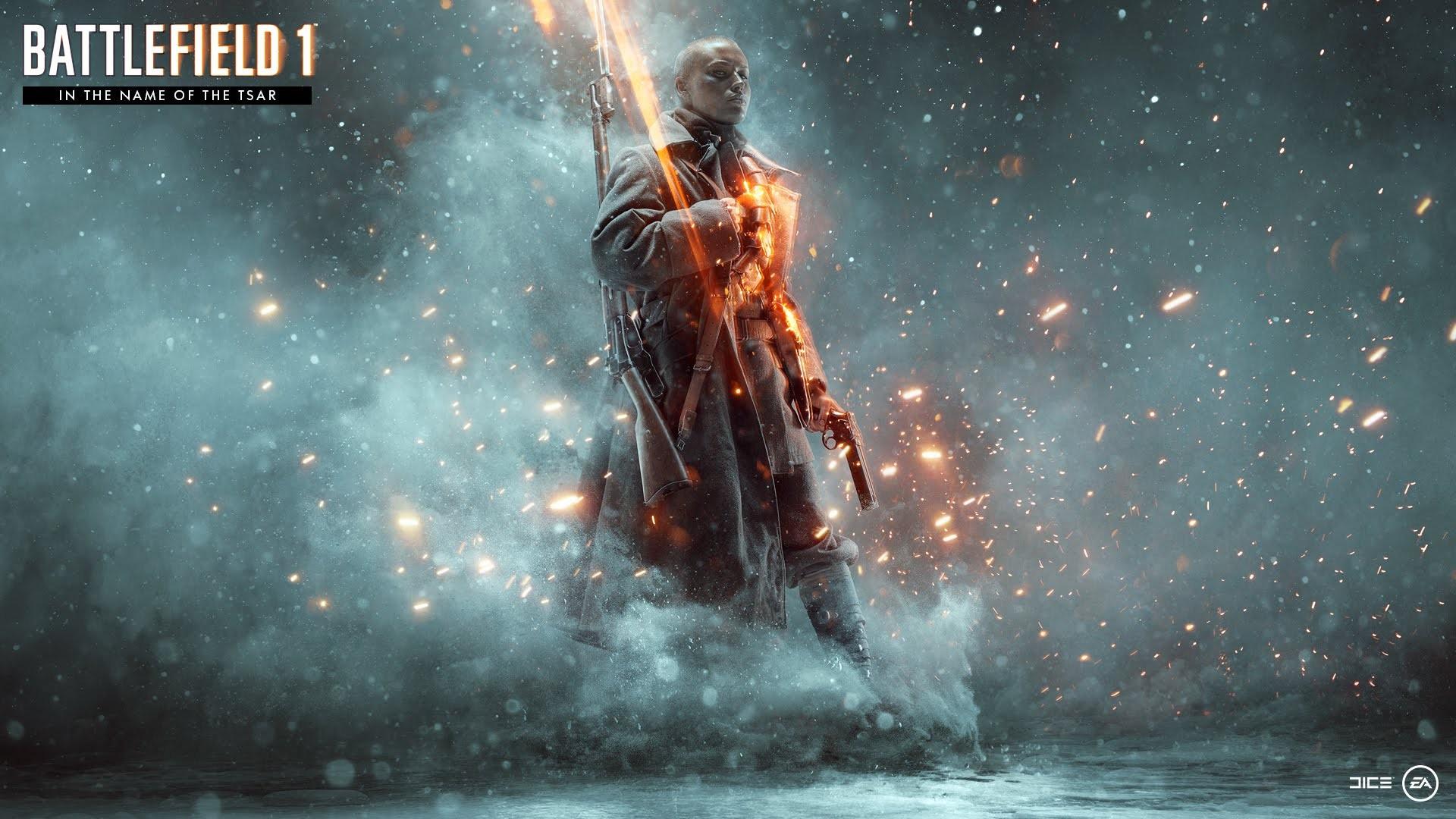 Battlefield 1: «Во имя царя». Официальный тизер-трейлер