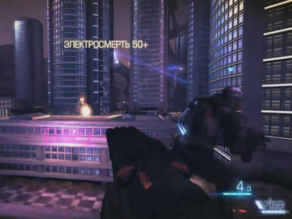 Bulletstorm - Геймплейные кадры2