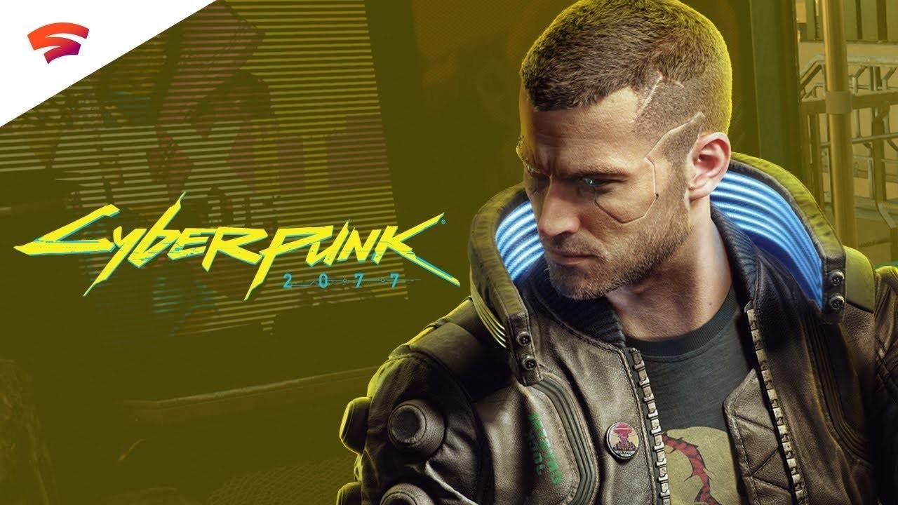 Cyberpunk 2077. Трейлер с gamescom 2019