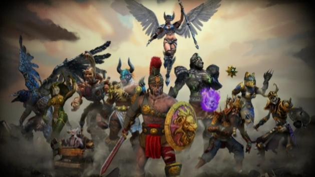 Tournament of Legends - Bast & Vulcanus Trailer