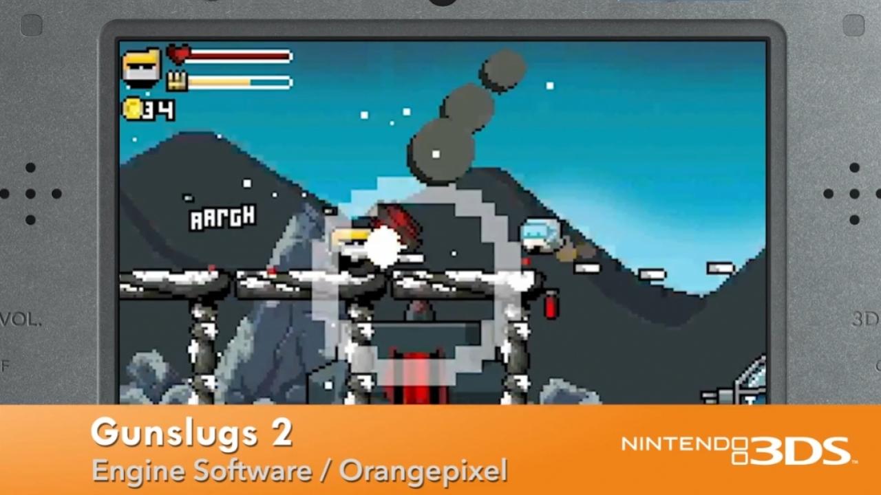 Nintendo - Nindies gamescom 2015 Trailer