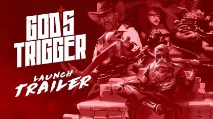 God's Trigger. Трейлер к выходу игры