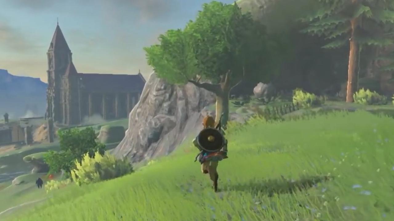 The Legend of Zelda: Breath of the Wild - World Trailer