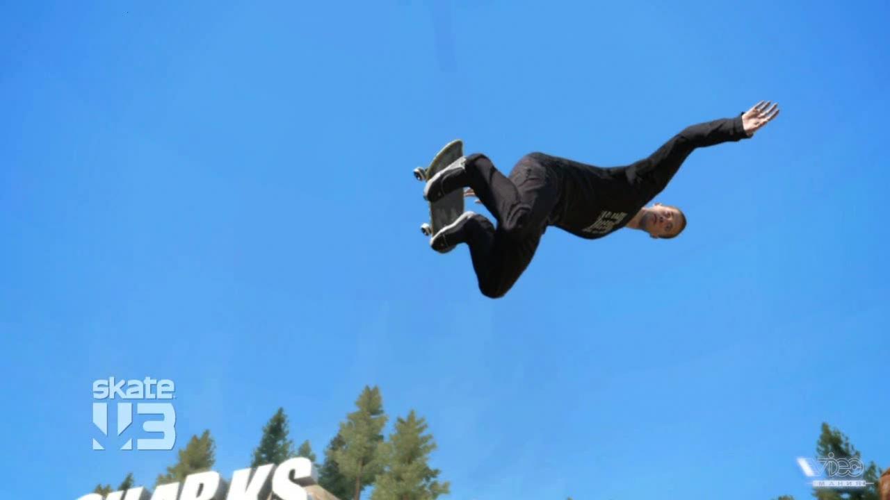 Skate3 - Видеорецензия