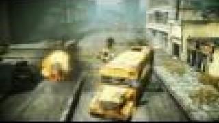 Terminator Salvation: The Future Begins - Gameplay Action Montage
