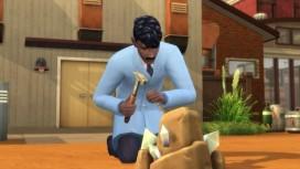 The Sims4 - На работу!