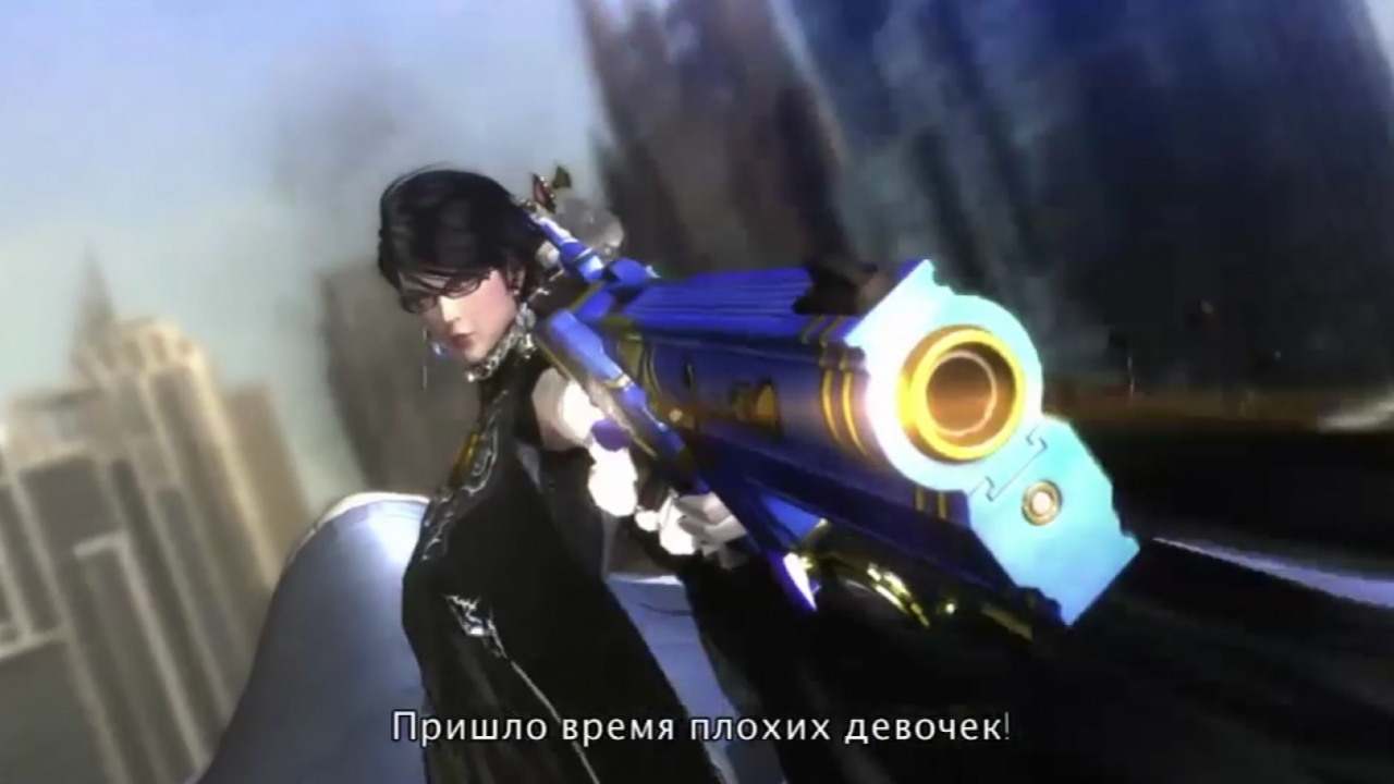 Bayonetta2 — The Witch is Back!