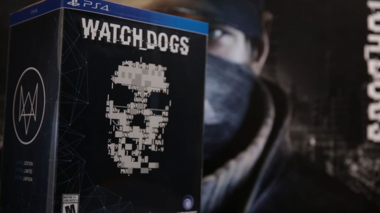 Watch Dogs - Unboxing the Limited Edition Video