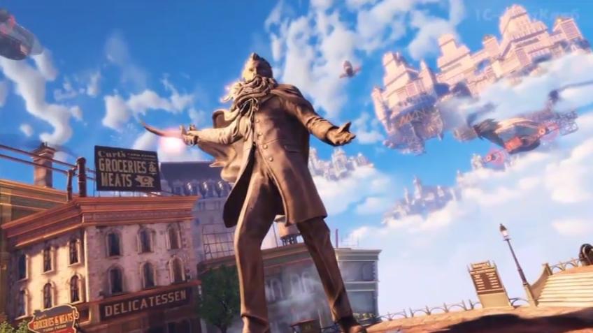 BioShock Infinite - Трейлер «Агнец Колумбии» (с русскими субтитрами)