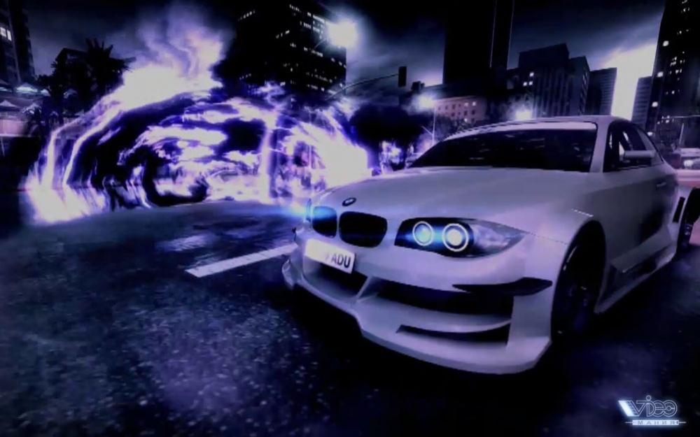 Blur - Fast Track Gameplay Trailer (русская версия)
