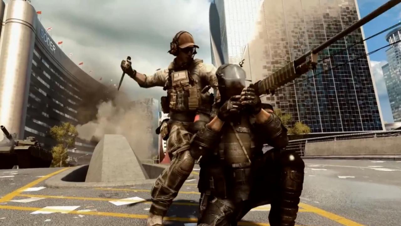 Battlefield4 - Смерть с небес