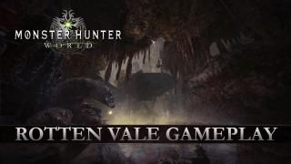 Monster Hunter World. Геймплейный трейлер