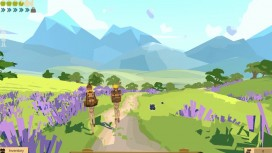 The Trail: Frontier Challenge. Трейлер